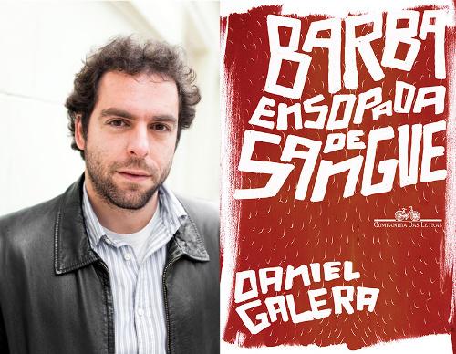 Daniel Galera na bienal